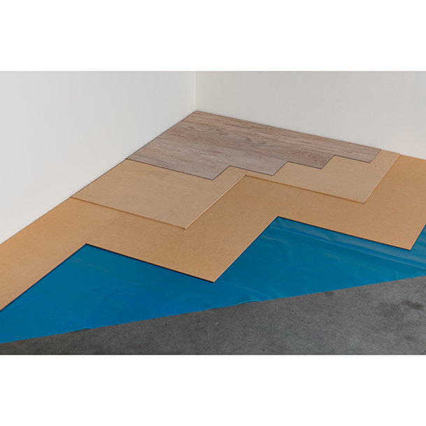 Fast-track floor prep system for all resilients and carpets
