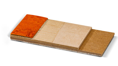 Acoustic, fast track floor prep system for ALL resilient floor coverings!