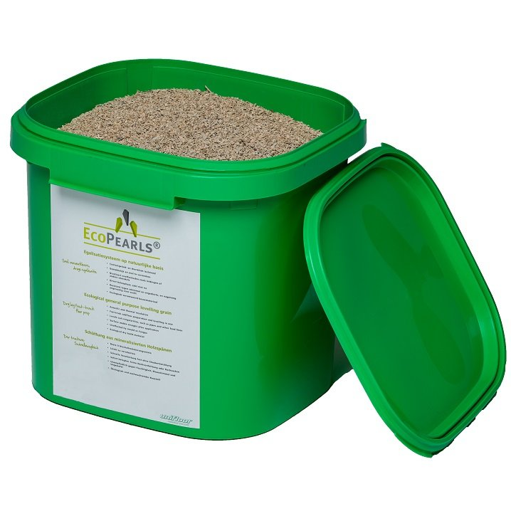 EcoPearls levelling grain