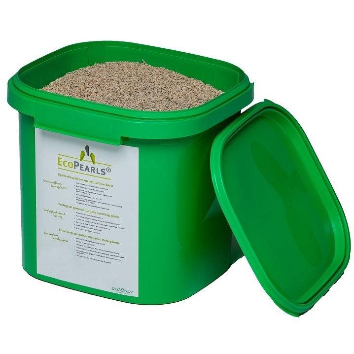 EcoPearls levelling grain