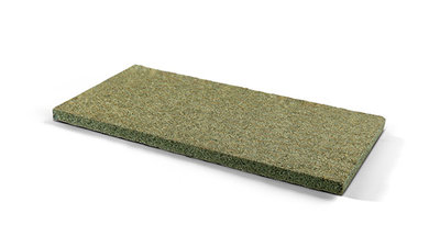 Under flooring pad for carpet and carpet tiles